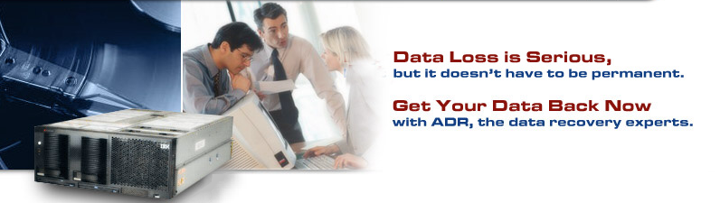 Advanced data recovery